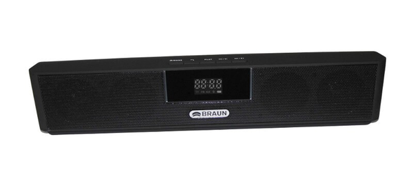 BRAUN Audiophila 2008 BT