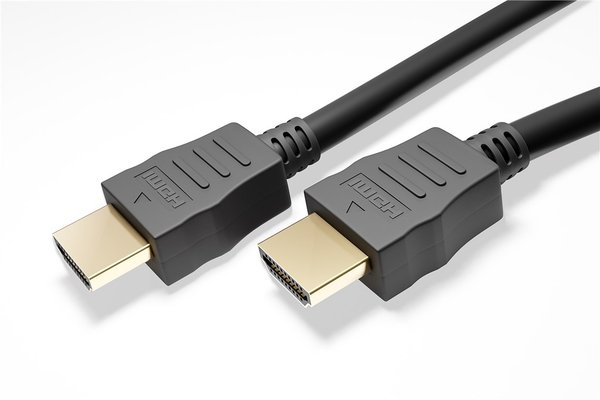 61885 High-Speed-HDMI™ Kabel mit Ethernet HDMI™-Stecker (Typ A) > HDMI™-Stecker (Typ A) 3m